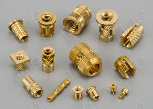 Brass Inserts Manufacturers And Exporters In Jamnagar